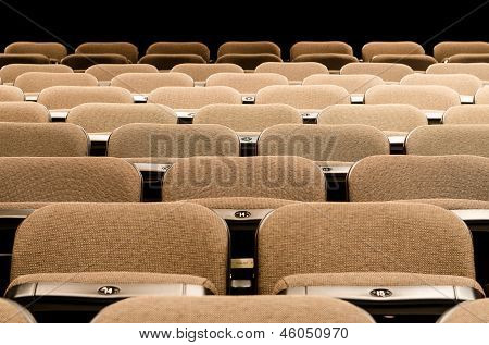 Rows of Seats