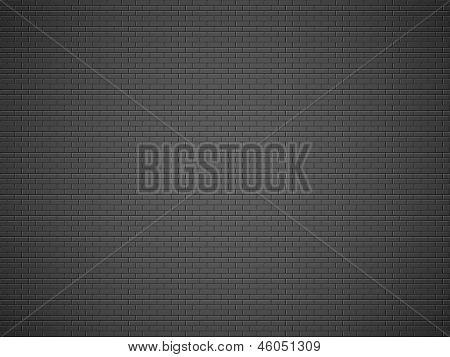 Backstein Muster der Wand-Vektor - Grunge-abstrakt