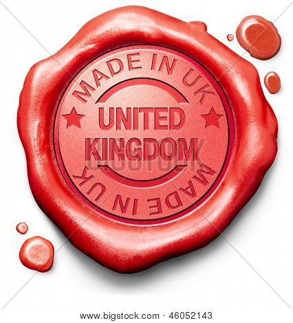 made in UK original product buy local buy authentic from the United Kingdom Great Britain