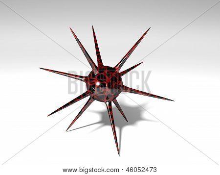 Mine - Black/Red