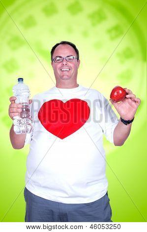 Fat Man On A Diet