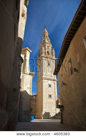 Santo Domingo Church Tower
