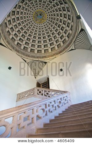 Stairs And Cupola