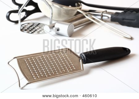 Kitchen Utensils Grater