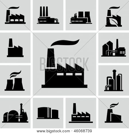 Iconos de fábrica