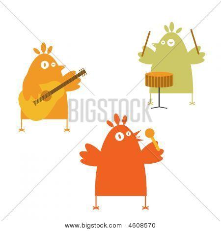 Birds' Band