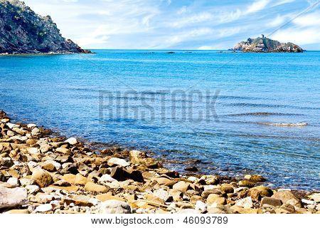 Beach At Punta Ala, Tuscany