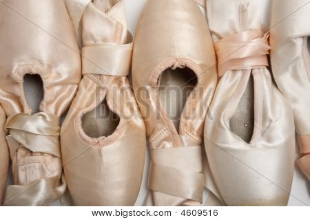 Ballet Shoes Or Slippers
