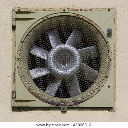 Mechanical Fan