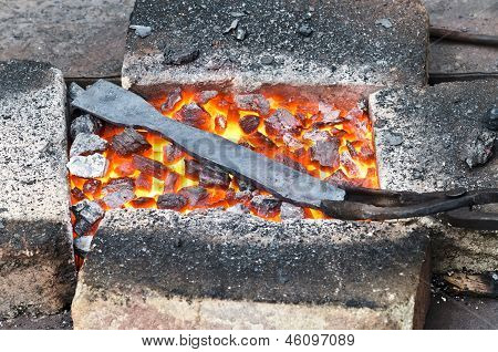 Coals In The Forge