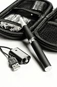 pic of e-cig  - Electronic cigarette - JPG