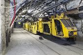 image of mines  - Coal Mine Machinery   - JPG