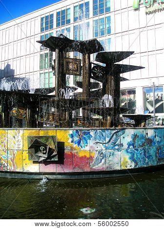 Berlin September 2009 :Alexanderplatz