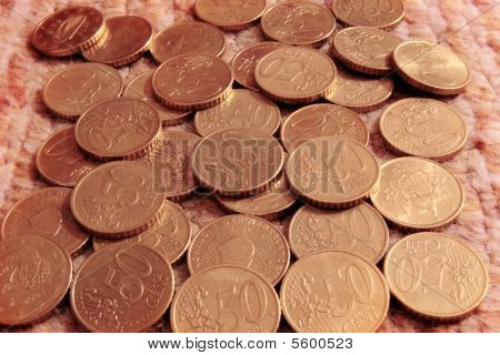 Fifty Cent Pieces