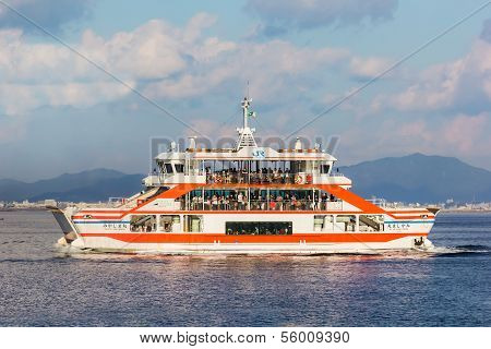 Ferry to Miyajima Island