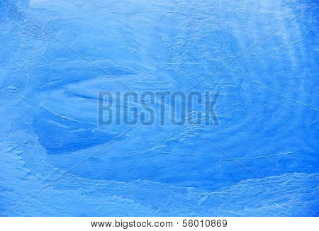 Texture of  Baikal frozen lake, Siberia