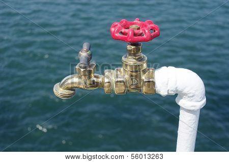 Tap Water On Schooner