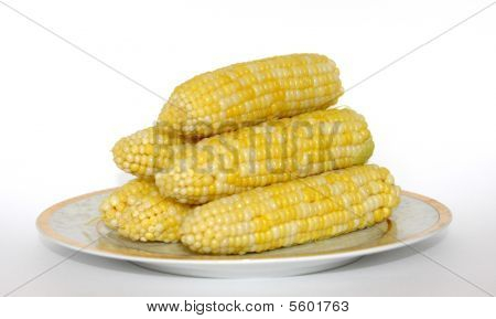 Stack Of Corn