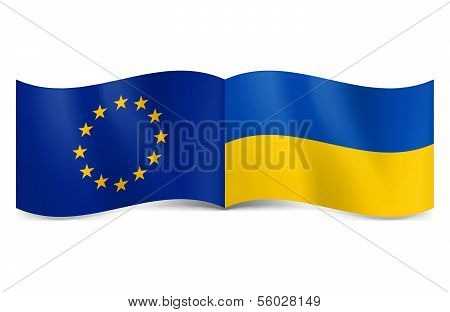 European Union and Ukraine.