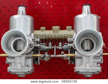 Twin Carburetor