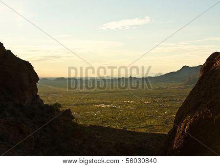 Phoenix Landscape