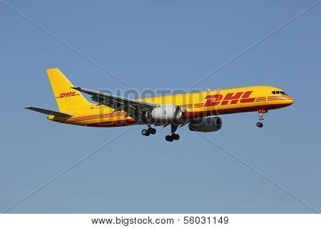 Dhl Boeing 757-200Pf