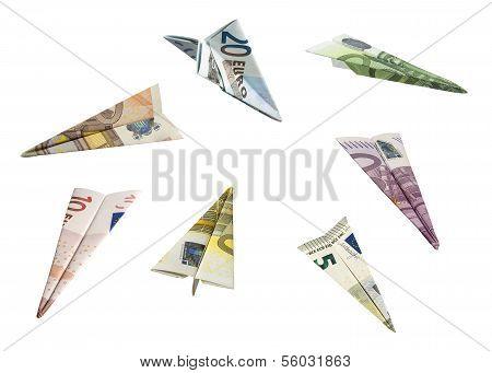 Money Airplanes