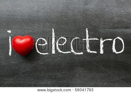 Love Electro