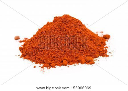 Kashmiri Chili Powder Pile
