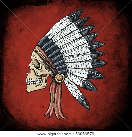 Indian Dead Man
