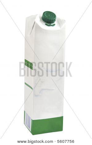 Milk Carton.