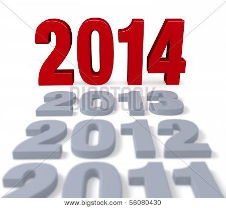 2014 Arrives