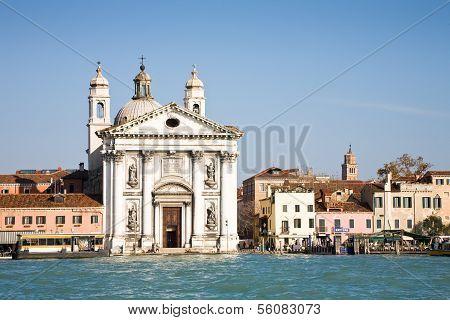 Gesuati Church, Venice