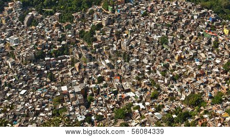 Biggest Slum in South America