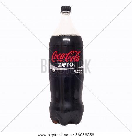 Coke Cola Zero 2L Bottle