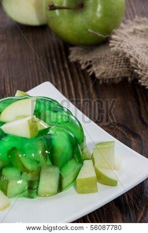 Apple Jello
