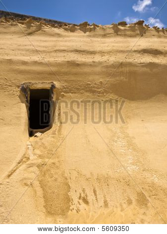 Sandstone Dwelling