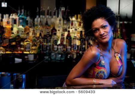 Sensual Bartender