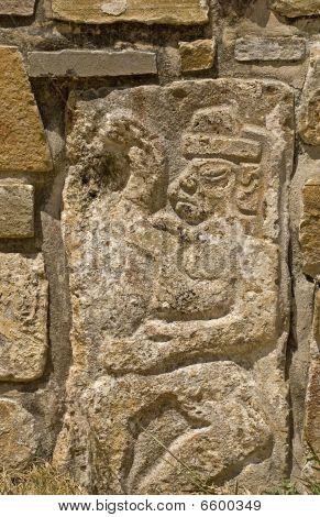 Pre-columbian Stone Carving In Mesoamerica