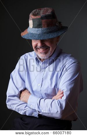 Man In Irish Hat