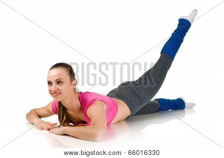 woman exercise