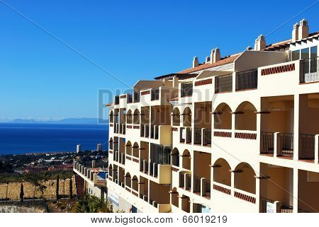 Apartments by the sea, Andalusia.