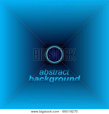 Abstract Space Tunnel