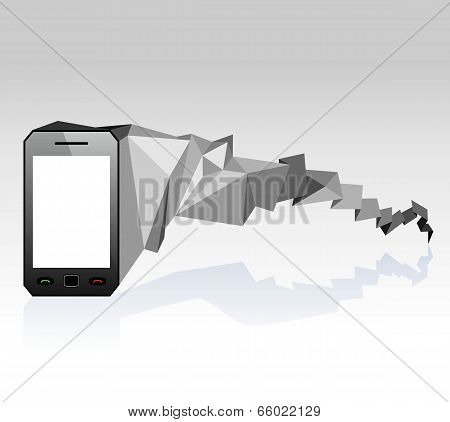 Paper mobile