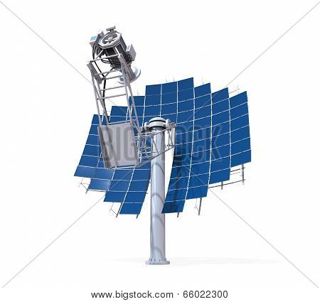Solar Dish Engine