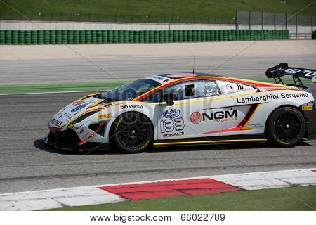 Lamborghini Gallardo Gt3 Gtc Race Car