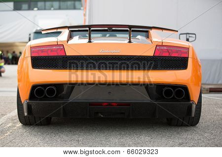 Lamborghini Superleggera