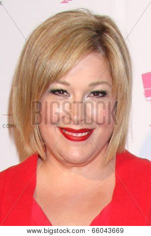 LOS ANGELES - MAY 31:  Carnie Wilson at the