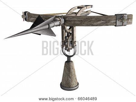Harpoon Launcher