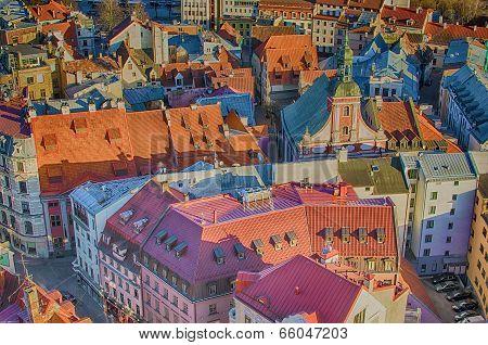 Old Town of Riga (Latvia)